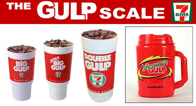 Double Gulp Size